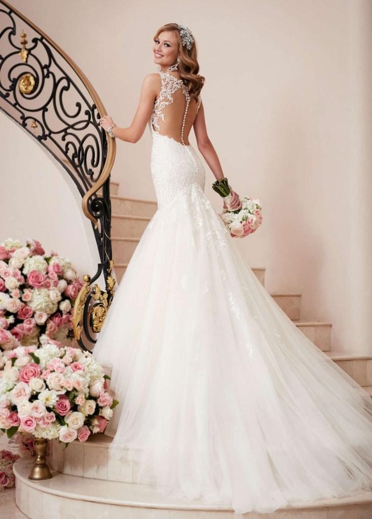 Schon Italienische Brautmode Boutique Abendkleid