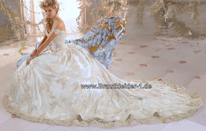 Brautkleider Hanau   Top Sissi Brautkleid Bester Preis Abendkleid