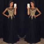 Abend Perfekt Abendkleid Schwarz Gold Lang Bester Preis15 Kreativ Abendkleid Schwarz Gold Lang Vertrieb