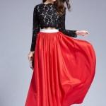15 Perfekt Abendkleider Lang Rot Spitze StylishDesigner Einfach Abendkleider Lang Rot Spitze Stylish