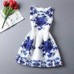 Formal Leicht Blaues Kleid Mit Blumen Stylish17 Schön Blaues Kleid Mit Blumen Vertrieb