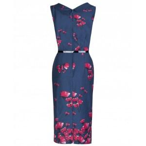 10 Coolste Blaues Kleid Mit Blumen Stylish13 Fantastisch Blaues Kleid Mit Blumen Ärmel