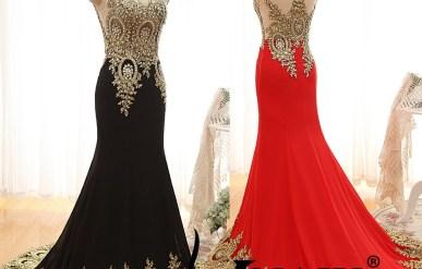 designer-einzigartig-abendkleid-schwarz-gold-lang-boutique