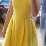 Kreativ Gelbes Festliches Kleid Spezialgebiet17 Genial Gelbes Festliches Kleid für 2019