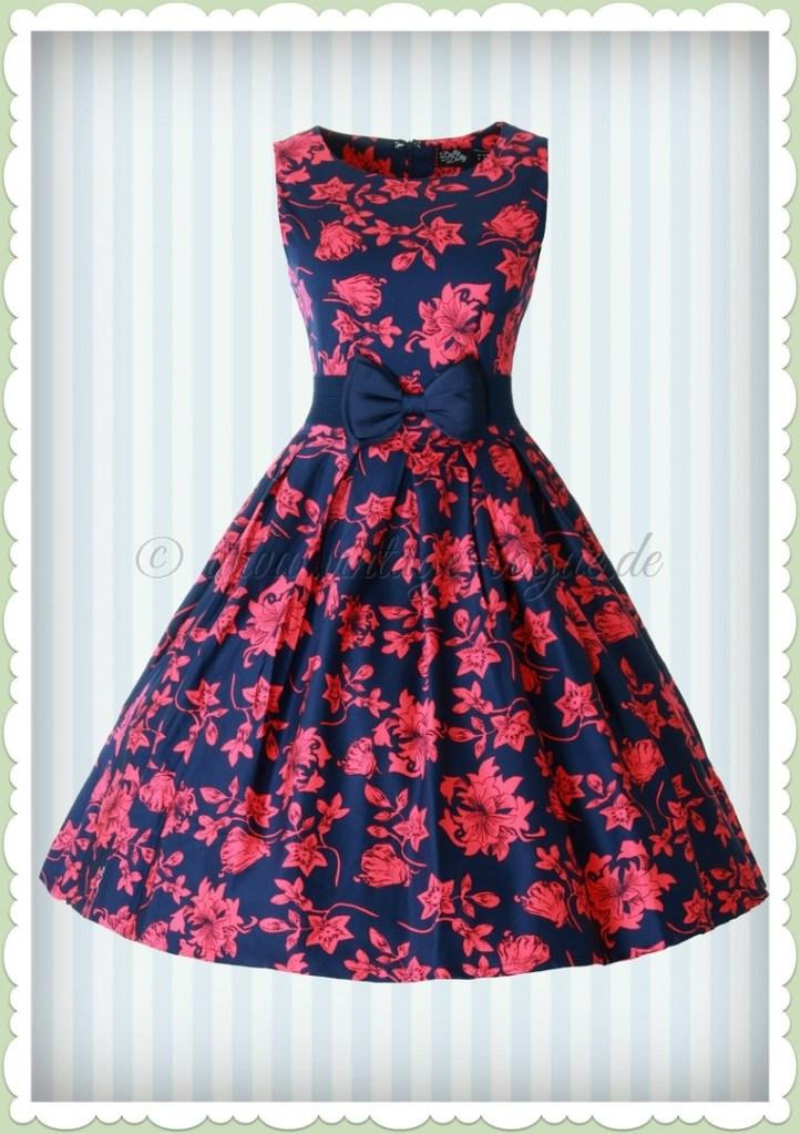 15 Schön Blaues Kleid Mit Blumen Stylish   Designer Schön Blaues Kleid Mit  Blumen Ärmel 8cce6cc895