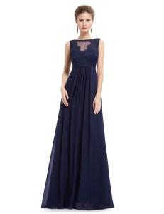 10 Einfach Langes Dunkelblaues Kleid Galerie Leicht Langes Dunkelblaues Kleid Ärmel