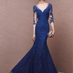 Formal Perfekt Langes Dunkelblaues Kleid StylishAbend Coolste Langes Dunkelblaues Kleid Bester Preis
