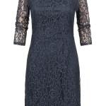 Designer Ausgezeichnet Kleid Blau Spitze Vertrieb10 Luxurius Kleid Blau Spitze Spezialgebiet