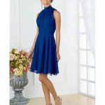 Abend Schön Blaue Kurze Kleider SpezialgebietDesigner Kreativ Blaue Kurze Kleider Vertrieb