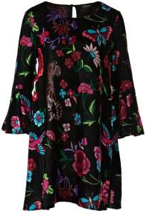 Luxus Kleid Schwarz Blumen Vertrieb20 Top Kleid Schwarz Blumen Ärmel