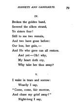 May Alcott part three