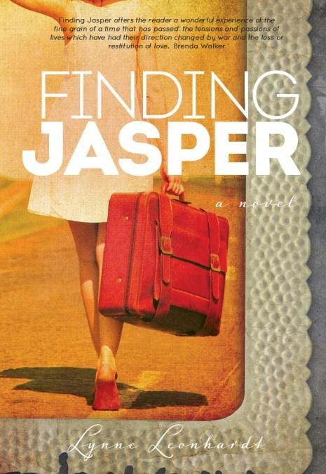 Finding Jasper, by Lynne Leonhardt
