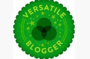 Versatile Blogger Award and more …