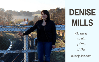 Denise Mills: Writing is a Big Deal