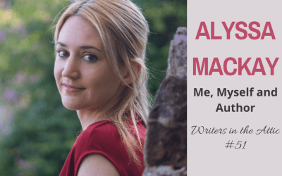 Alyssa Mackay: Me, Myself and Author