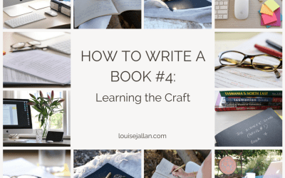 How to Write a Book #4: Learning the Craft
