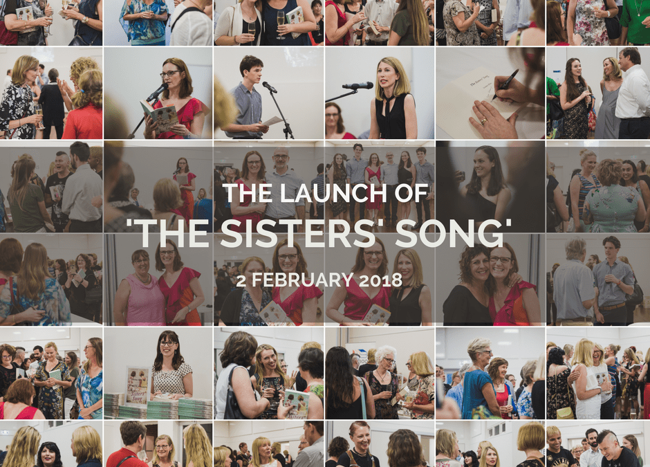 Launch of 'The Sisters' Song'