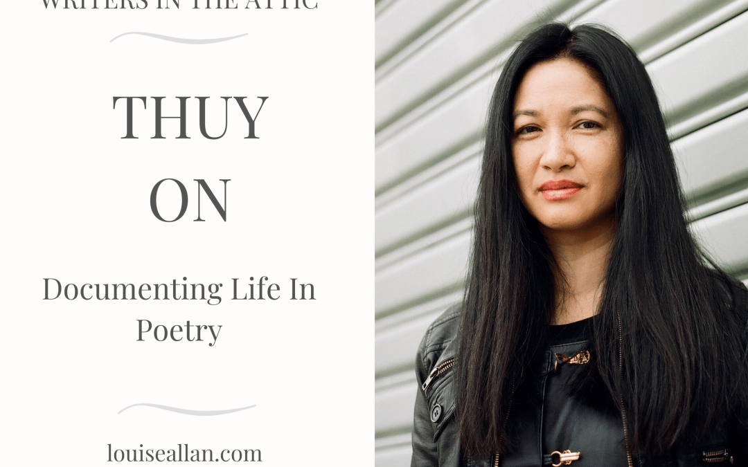 Thuy On: Documenting Life In Poetry