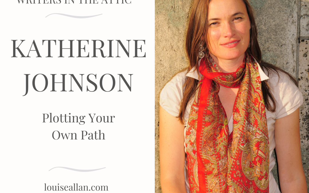 Katherine Johnson: Plotting Your Own Path