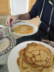 crepe breakfast