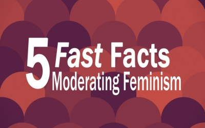 Five Fast Facts: Moderating Feminism
