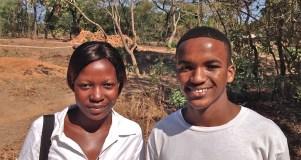 Leadership students