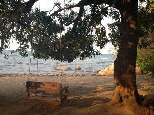 View of Lake Malawi