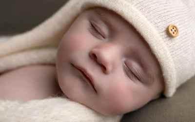Newborn Photoshoots for older babies