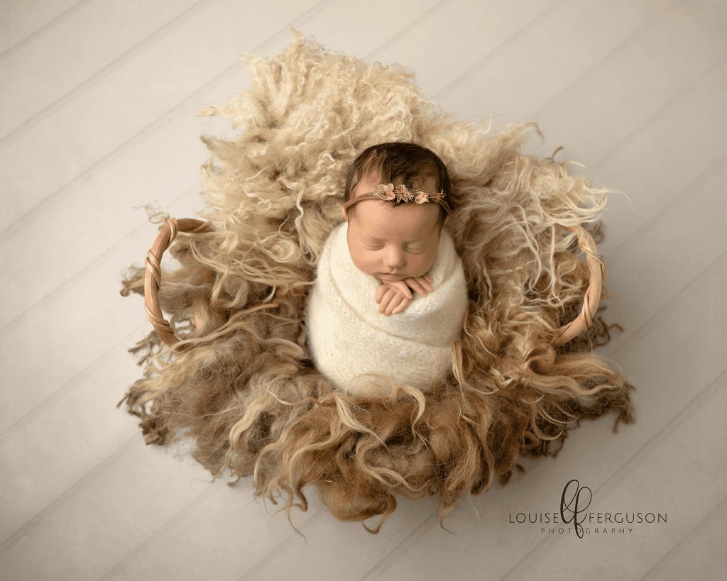 Baby Photoshoot by Haywards Heath Photographer