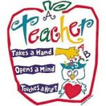 A teacher takes a hand, opens a mind and teachers a heart