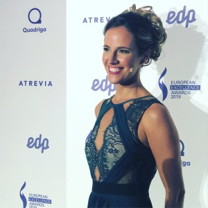Louise Houghton EEA Red Carpet