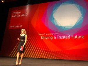 Louise Houghton Fujitsu Forum 2019