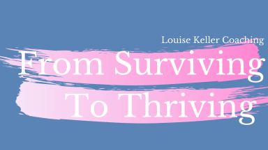 From Surviving To Thriving Facebook Group