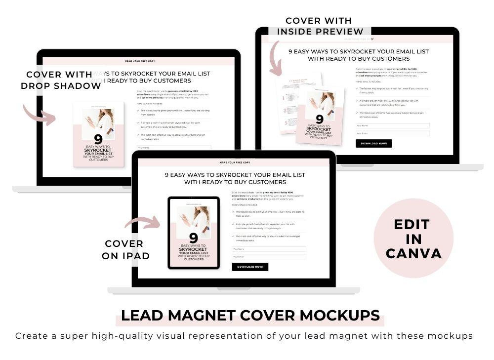 Lead-Magnet-Templates-Mock-Up-Louise-Lazendic