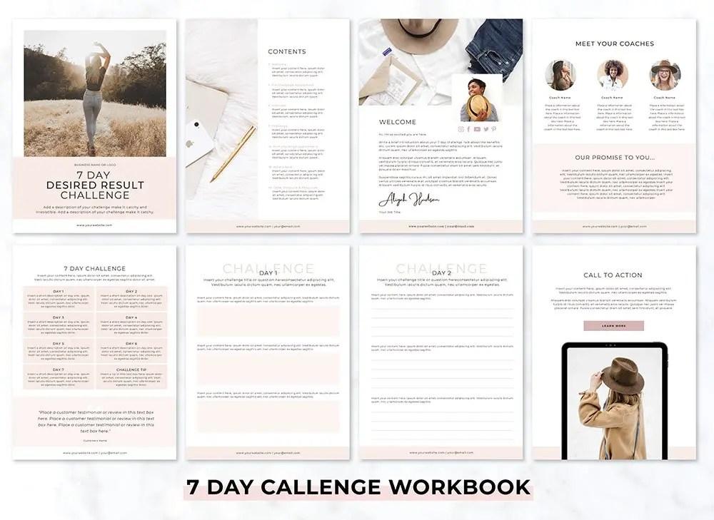 louise-lazendic-challenge-workbook