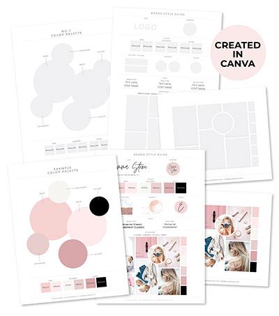 branding-templates-moodboard-style-guide-louise-lazendic