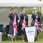 The Seatones at The Home Front Vintage Fair 2019