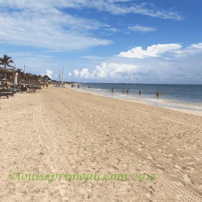 Puerto Morelos - Royalton Riviera Cancun beach