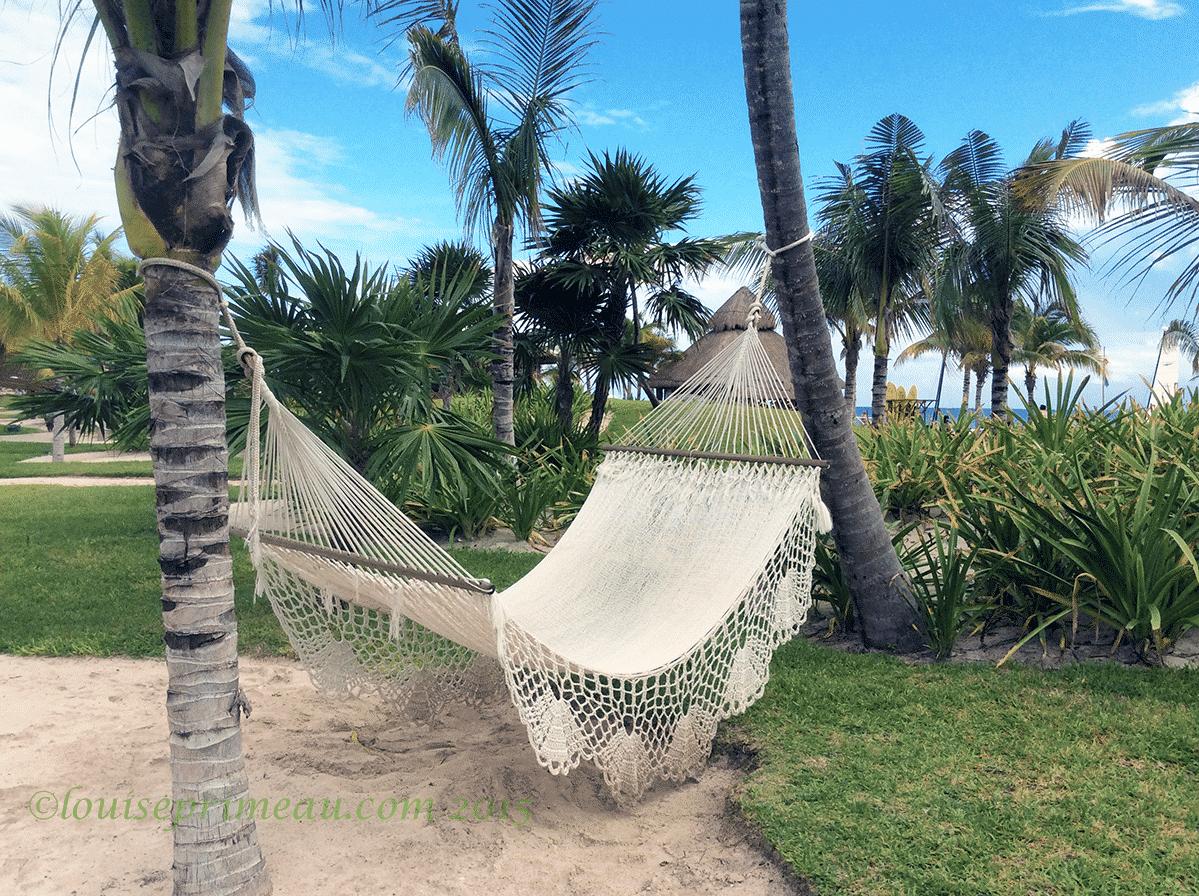 hammock beckons