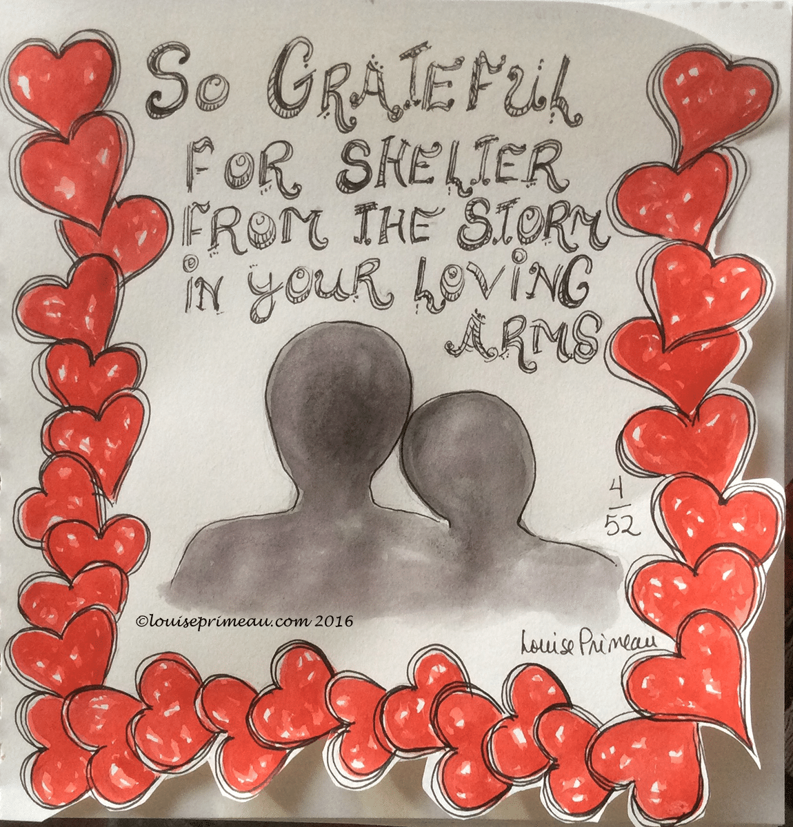 Gratitude Journal entry 4