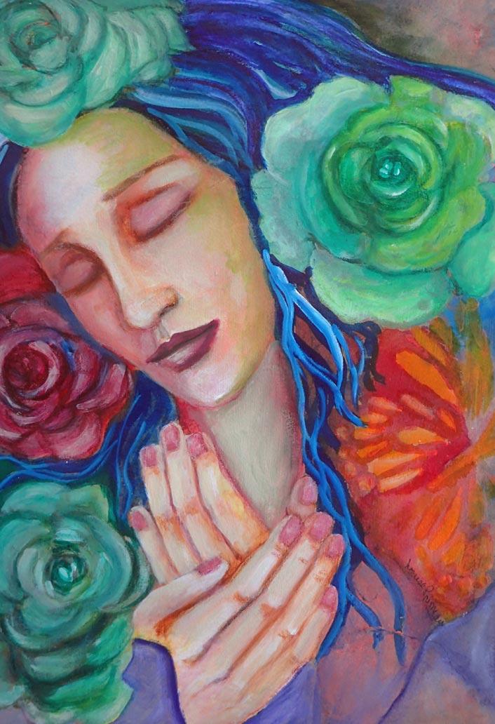 The Last Dream Print by Louise Primeau, Ottawa Artist