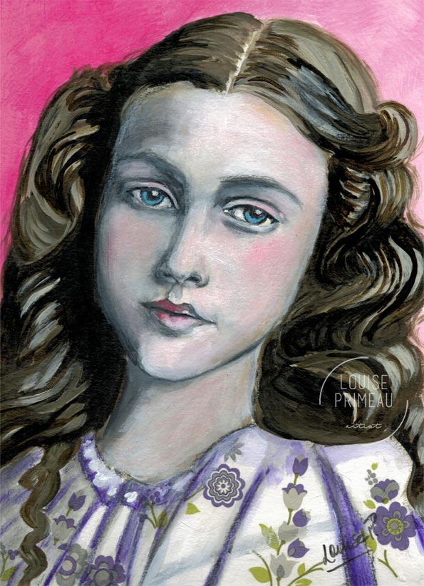 Eliana Beker - vintage portrait 2