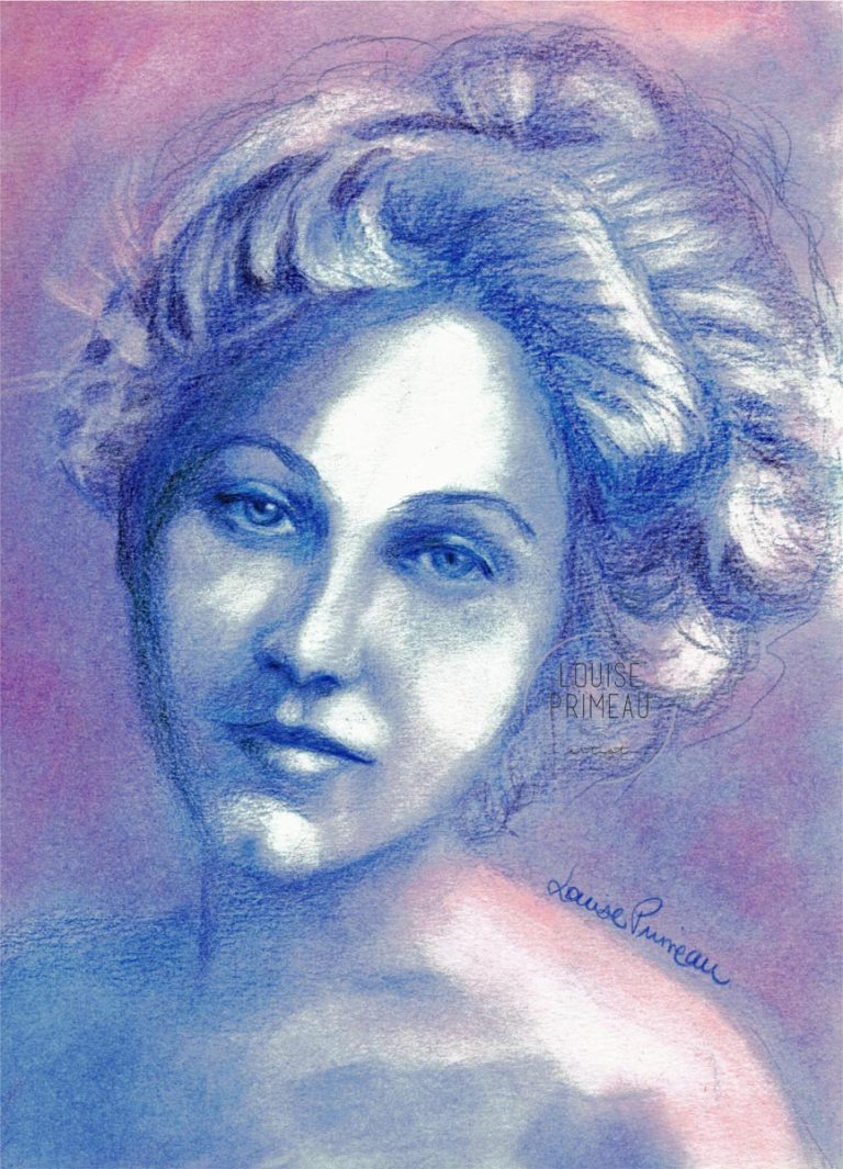 Emma, an Edwardian beauty