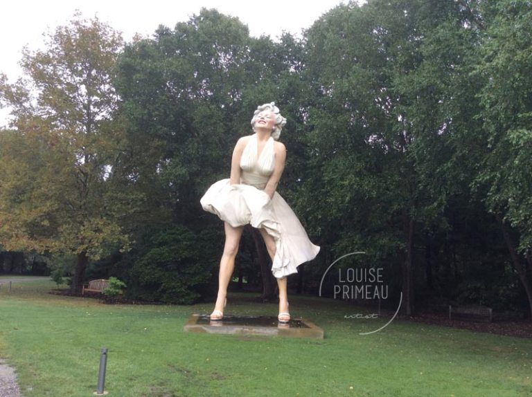 Forever Marilyn at Grounds for Sculpture