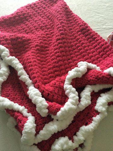 handmade blanket