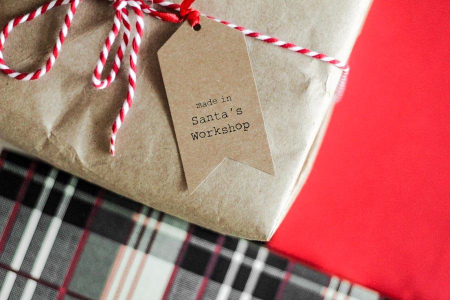 Santa's Workshop gift