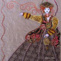 Featured artist: Sharon Mann