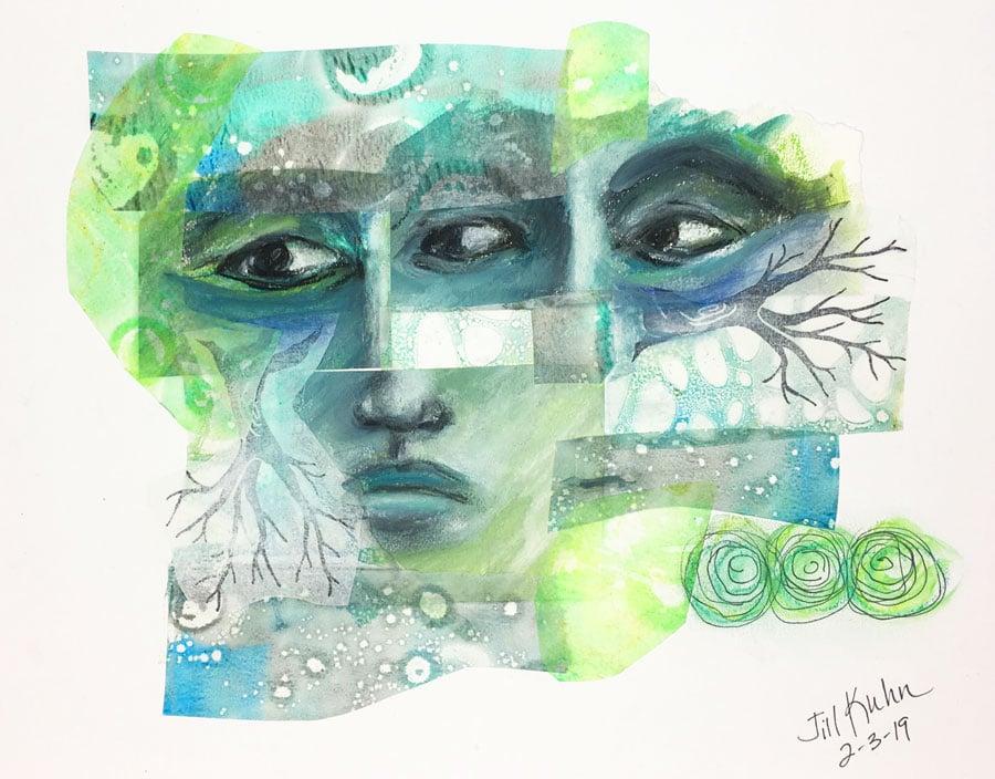 7331abc7da36 Featured artist: Jill Kuhn - Louise's ARTiculations