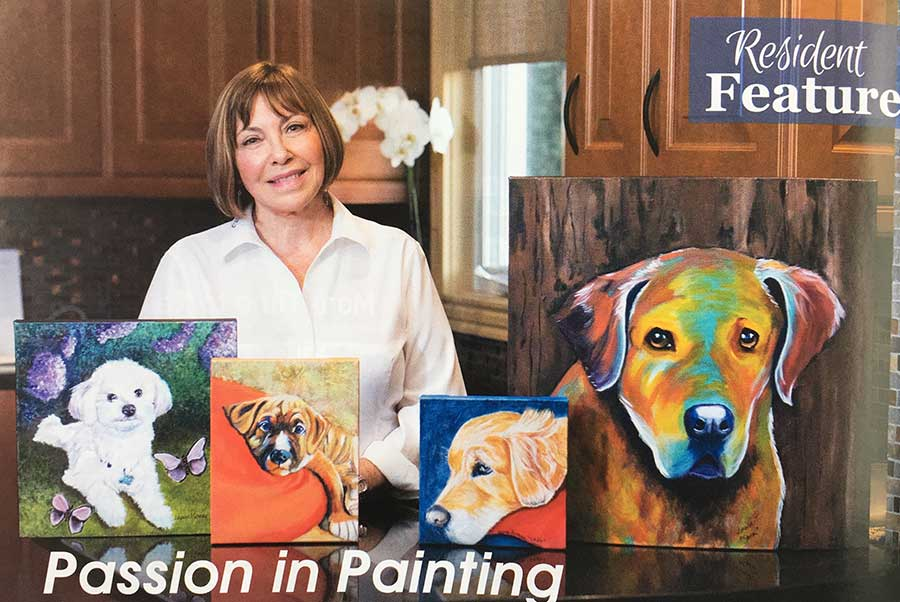 Feature Article - Passion for Painting