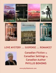 Mysteries by Phyllis Bohonis